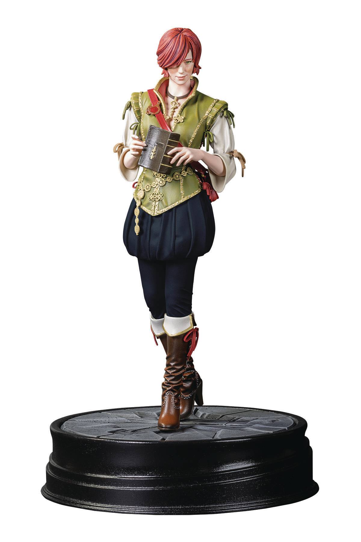 Dark Horse Witcher 3 Wild Hunt Shani Statue
